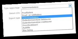 online boekhoudprogramma's