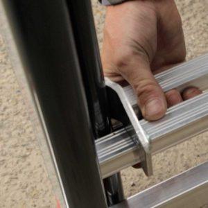 ladder aluminium