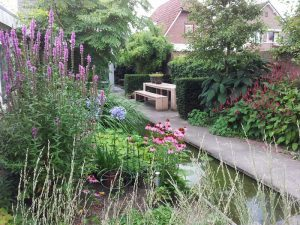 tuin verbouwen